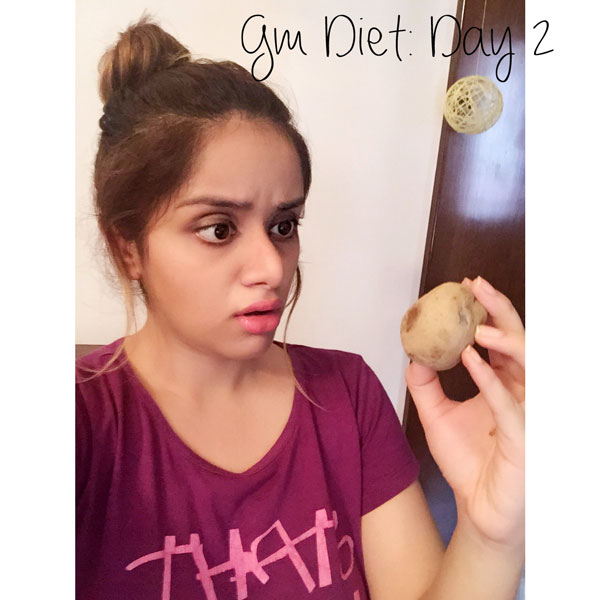 GM Diet Chart Day 2 My Experience & Tips