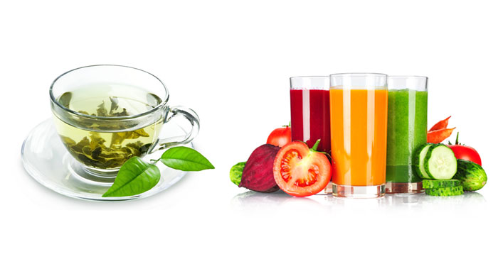 Healthy Drinks That Help Reduce The Flab