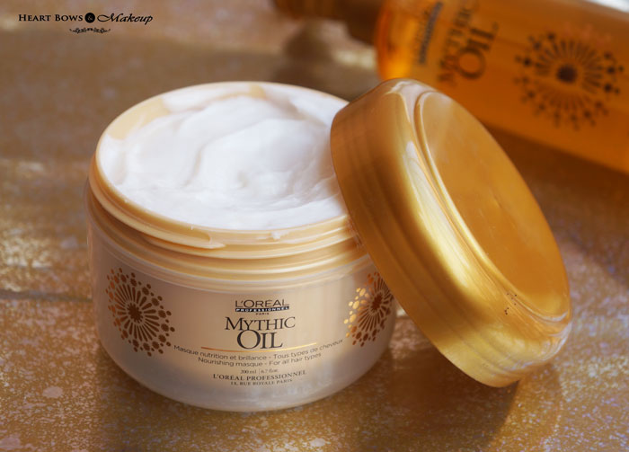 L'Oreal Professional Nourishing Mask Review Price India