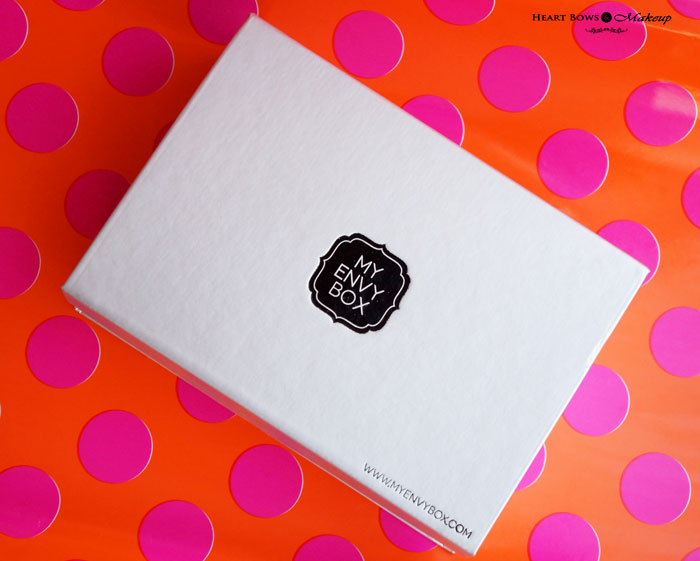 My Envy Box September 2015 Review Products Price
