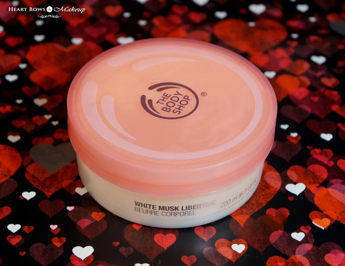 TBS White Musk Body Butter Review Price Buy Online India