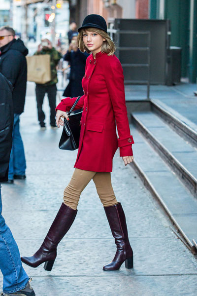 Taylor Swift Fashion Pictures 2015
