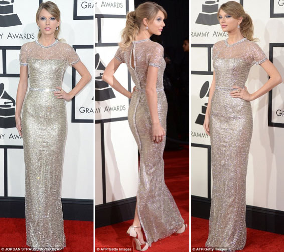 Taylor's Swift's Best Red Carpet Fashion