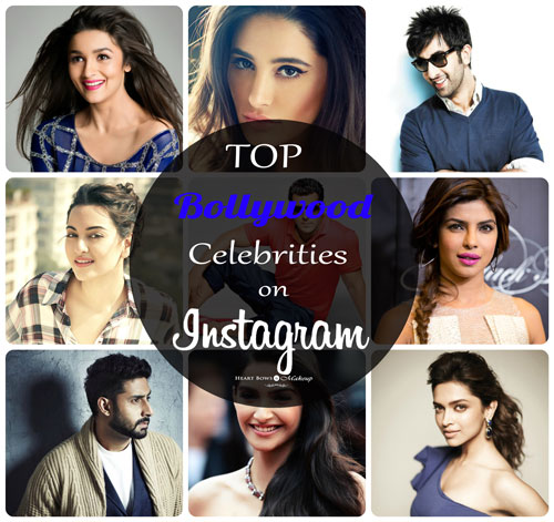 Top Bollywood Celebrities You Should Follow On Instagram