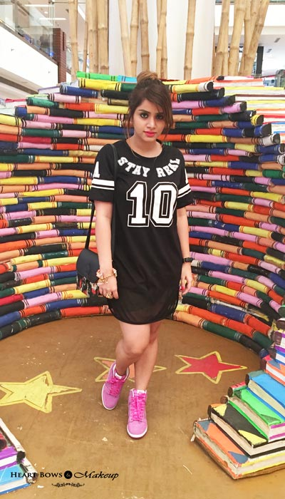 Top Indian Fashion Blogger Street Style Delhi