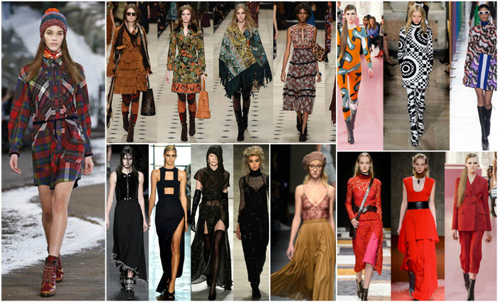 Autumn Winter Fashion Trends 2015