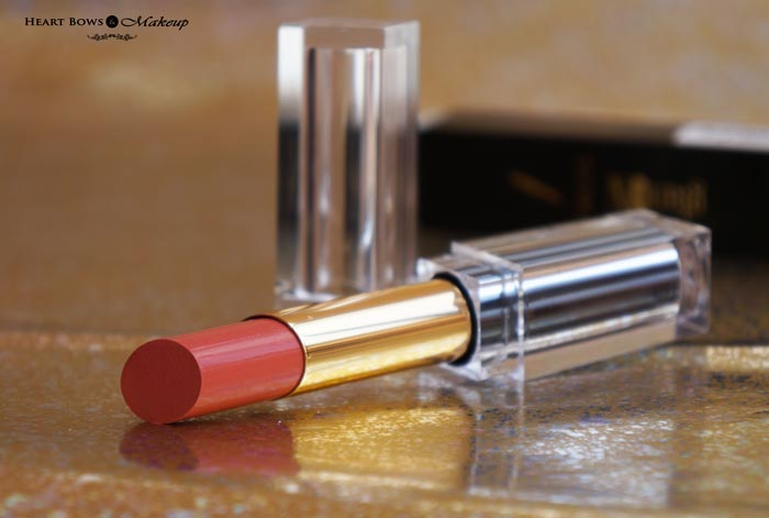 Best Nude Lipstick India Faces Glam On Barely There Review Swatches