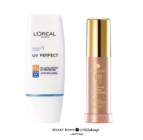 Best Sunscreen In India For Dry Skin