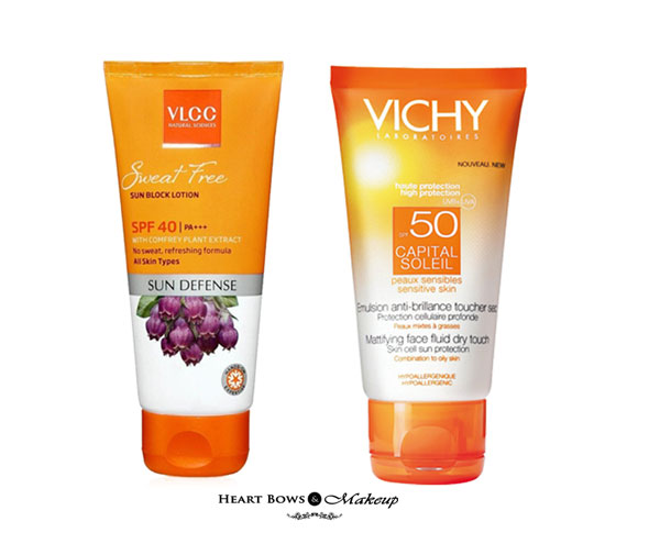 Best Sunscreen In India For Oily Skin