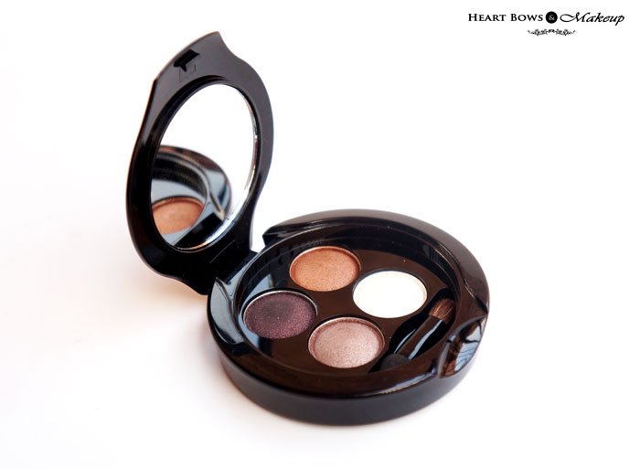 Faces Smokey Eyeshadow Quad Review Buy Online India