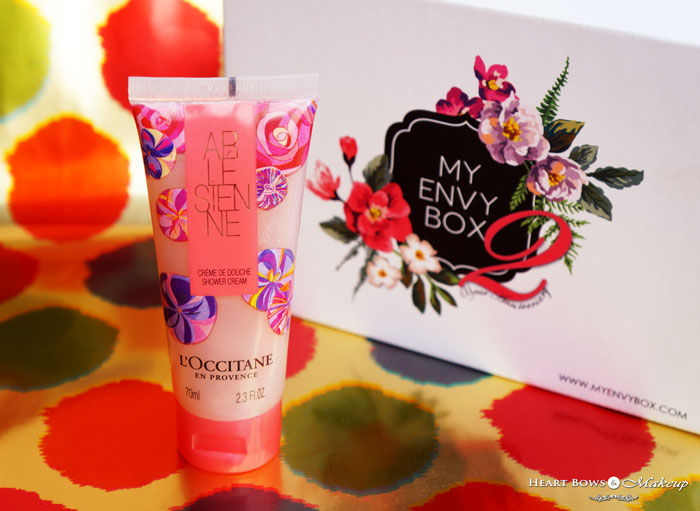 My Envy Box October Review Products