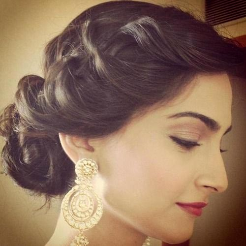 Pretty Wedding Updos 2015
