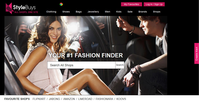 Stylebuys Best Fashion Shopping Website