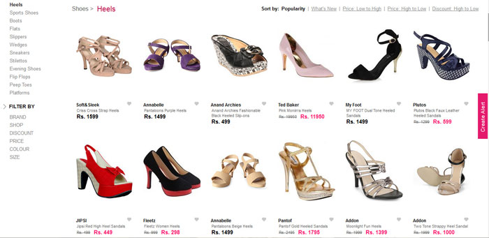 Stylebuys Review Buy Shoes Online India
