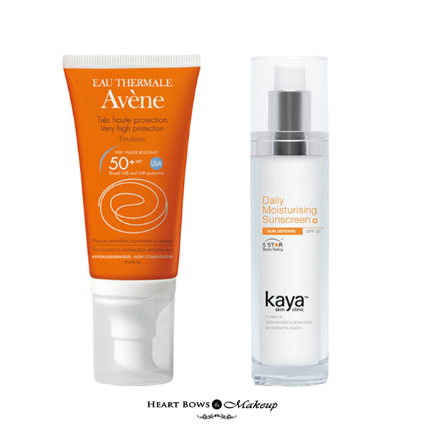 Best Sunscreen in India For Oily & Dry Skin: Our Top 10 ...