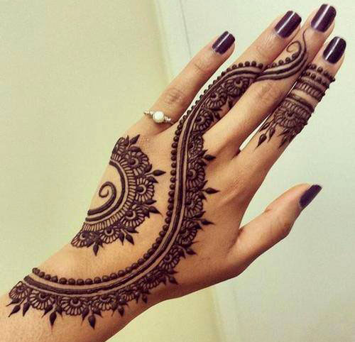 Mehendi Design Pictures 2015