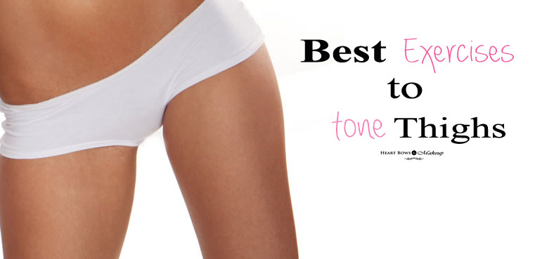 Best Exercises To Tone Inner & Outer Thighs