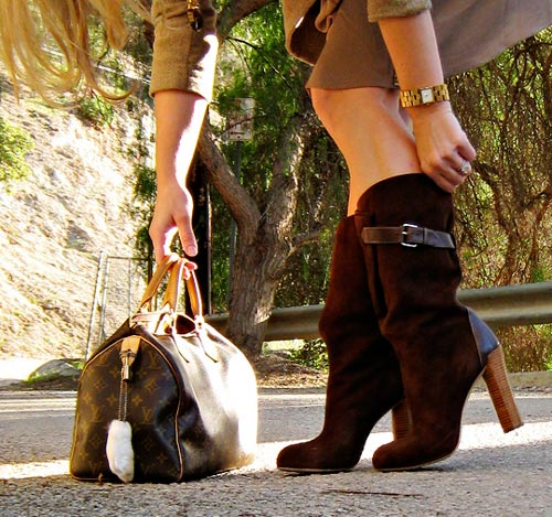 Brown Fashion Accessories