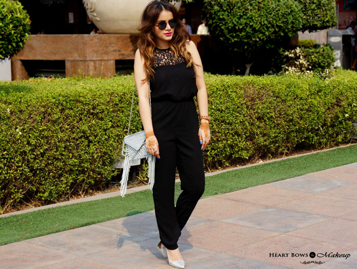 Indian Lifestyle Blogger F21 OOTD