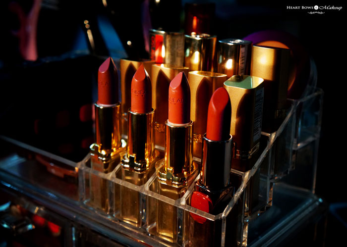 L'Oreal Lipsticks India