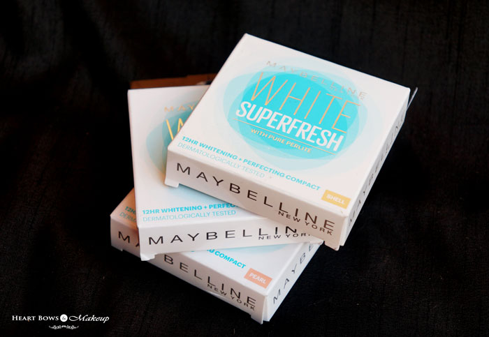 Maybelline White Superfresh Compact Review Price Buy India