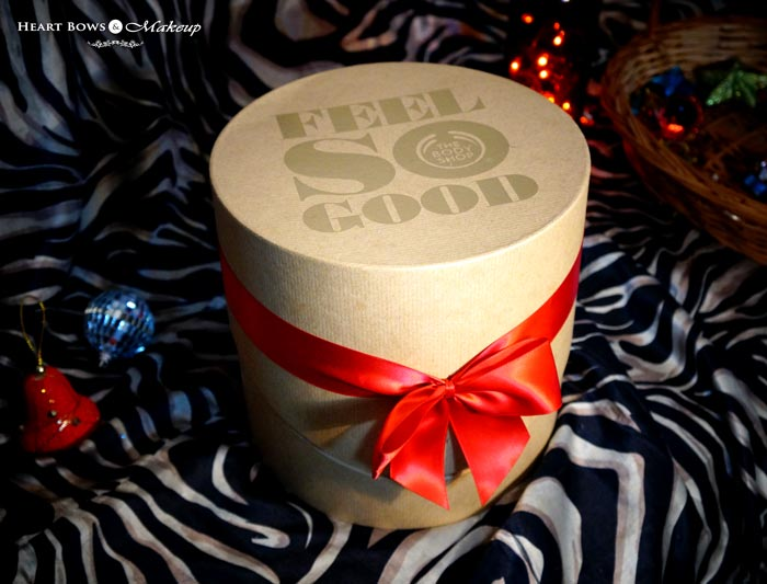 Best Christmas Gift Sets TBS Shea Deluxe Gift Set