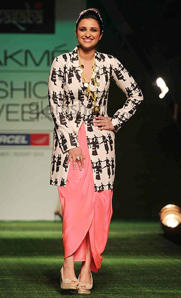 Indo Western Outfit Inspiration By Masaba Gupta
