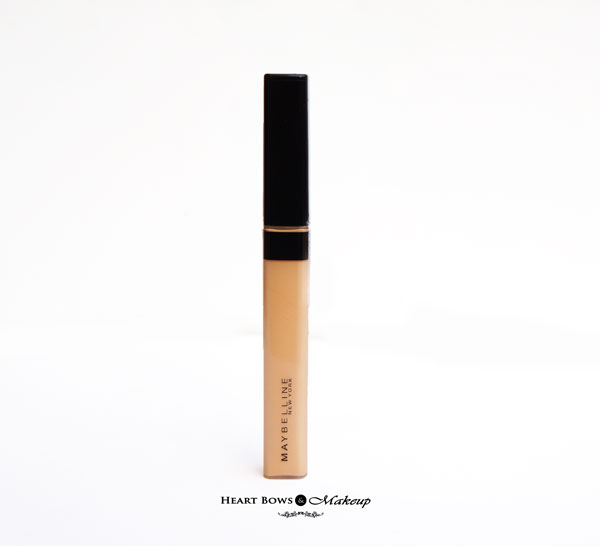 Maybelline Fit Me Concealer 20 Sand Review Swatches Price Buy Online India