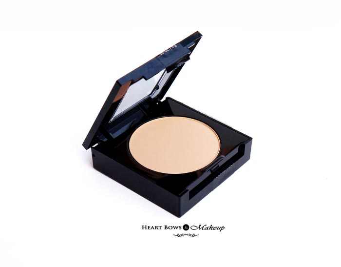 Maybelline Fit Me Powder 310 Sun Beige Review Swatches Price India