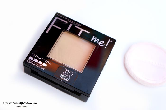 Maybelline Fit Me Pressed Powder Review Swatches Price Buy Online India