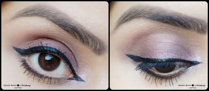 Maybelline Hyper Matte Liquid Liner Swatches EOTD Review
