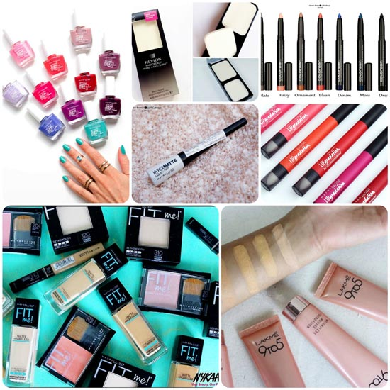 New Makeup & Beauty Launches In India