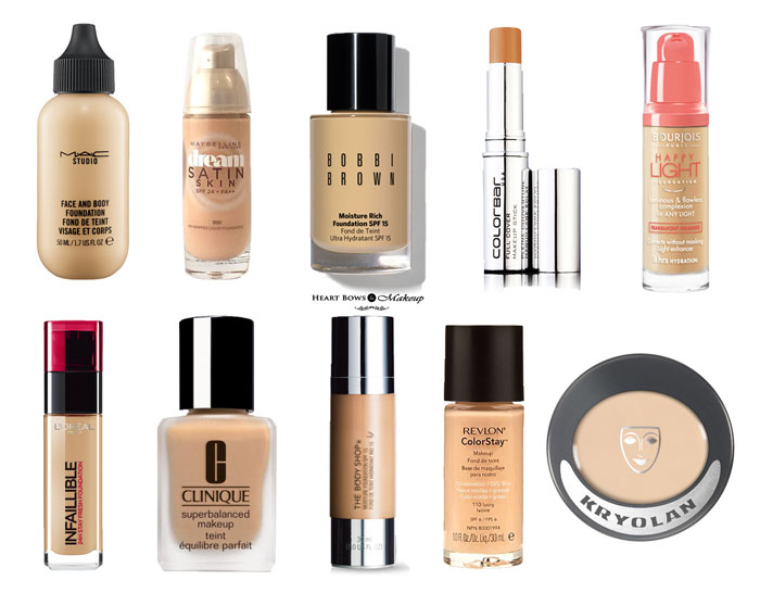 Best Foundation For A Flawless Natural Look