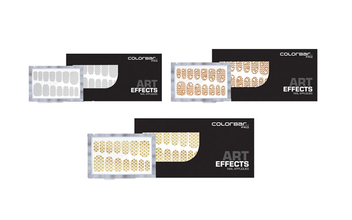 Colorbar Art Effects Nail Appliques Review Shades Price Buy Online India