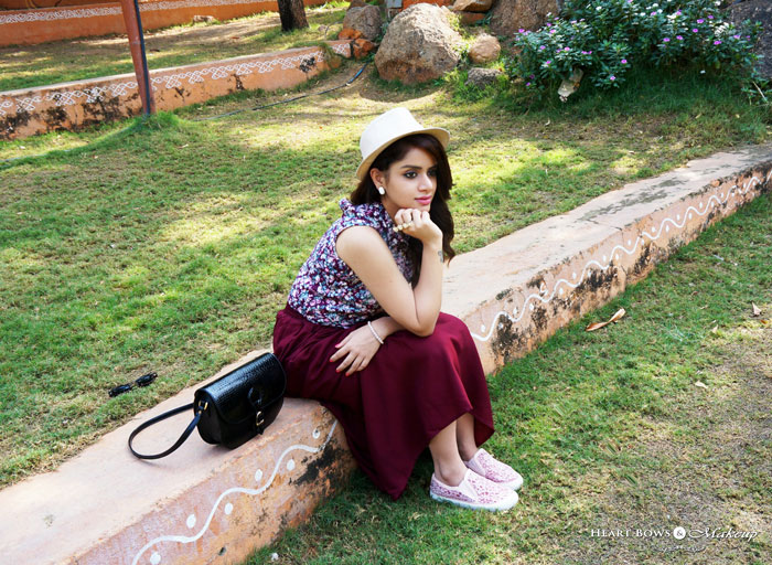 Indian Fashion Blog How To Dress Up As A Tourist