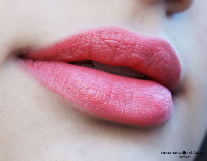 NYX Soft Matte Lip Cream Antwerp Swatch Review LOTD