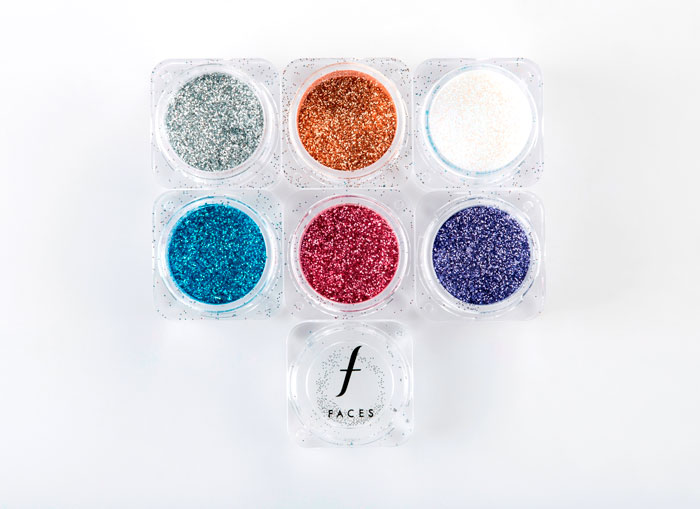 New Faces Stackables Pigment Glitter Shades Review Swatches Price Buy India
