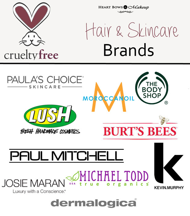 Skincare brands that test on animals