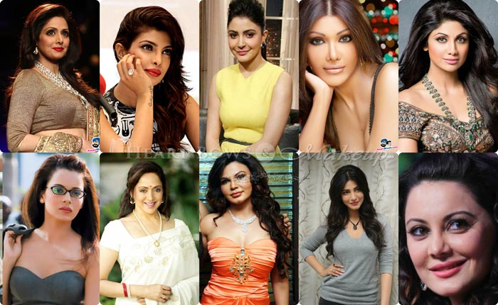 Top 10 Bollywood Plastic Surgeries Disasters Before & After Photos