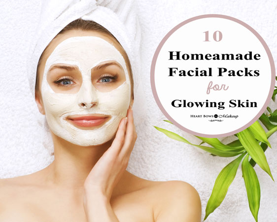 10 Homemade Face Masks For Glowing Skin