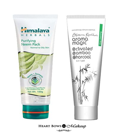 Best Affordable Face Mask For Oily Skin Pimples In India Top 10