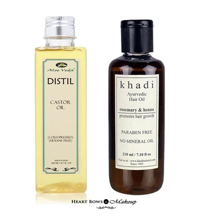 Best Affordable Hair Oil In India For Hair Growth & Thickness