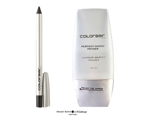 Best Colorbar Products Reviews Prices I Glide Pencil & Colorbar Primer