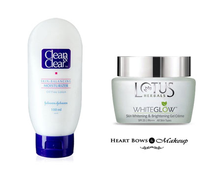 best moisturizer & face cream for oily skin in india: our top 10, Skeleton