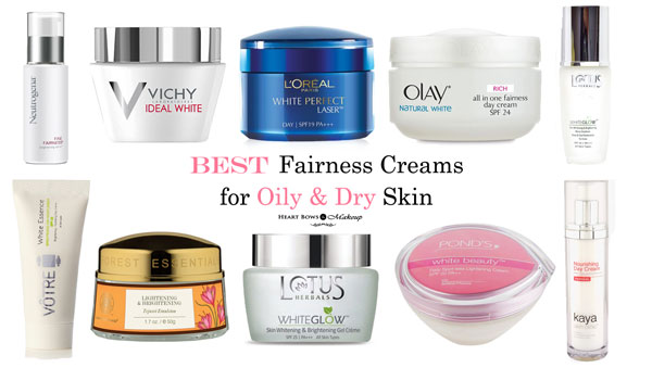 Best Fairness Cream In India For Oily & Dry Skin Top 10