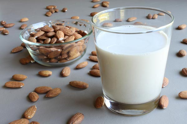 Best Homemade Face Mask For Glowing Skin Milk & Almond Face Pack