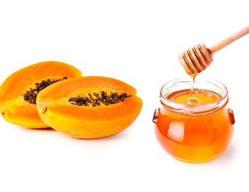 Best Homemade Facial Mask For Dry Skin Papaya & Honey Face Pack