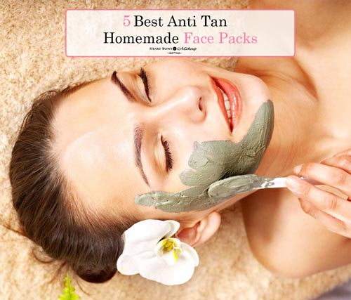 Best Homemade Face Packs For Tan Removal Naturally