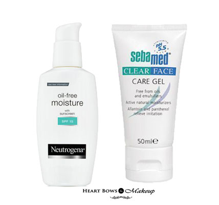 Best Moisturizer For Oily Skin India