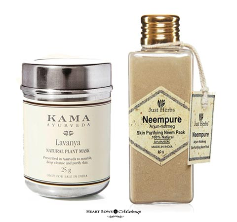 Best Natural Face Masks In India For Oily Acne Prone Skin